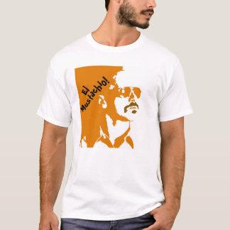 ¡Mustachio del EL! Camiseta
