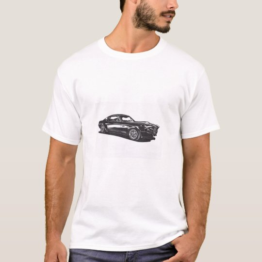 Mustango 'Eleanor Camiseta