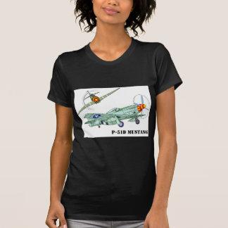 Mustango P51 Camisetas