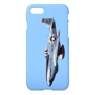 Mustango P-51 Funda Para iPhone 8/7