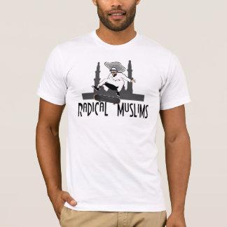 musulmanes radicales camiseta