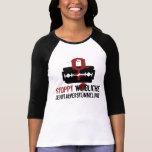 Mutilación femenina de genital para! camisetas