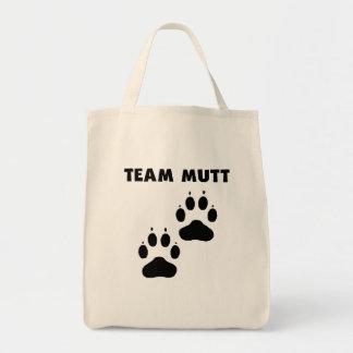 Mutt del equipo bolsa de mano