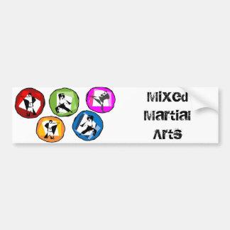 Muttahida Majlis-E-Amal de los artes marciales de  Pegatina Para Coche