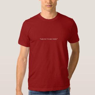 muy solo camiseta