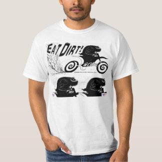 MX del demonio de la suciedad que compite con la Camisetas