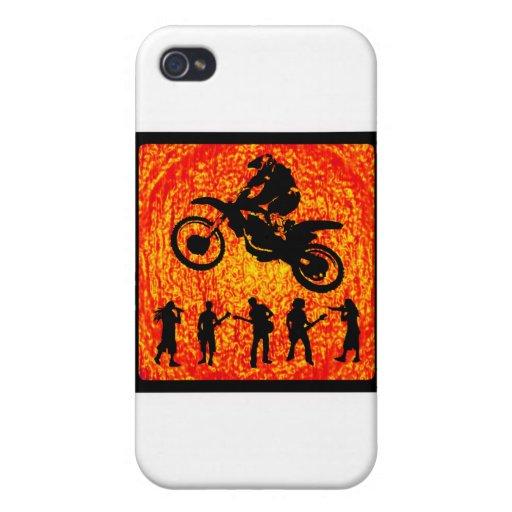 MX EL MOVIMIENTO iPhone 4/4S CARCASA