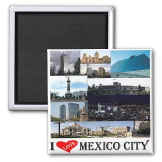 MX - México - Ciudad de México - collage del Imanes