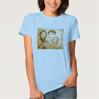 my family camiseta