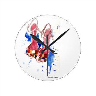 My new obsession reloj redondo mediano