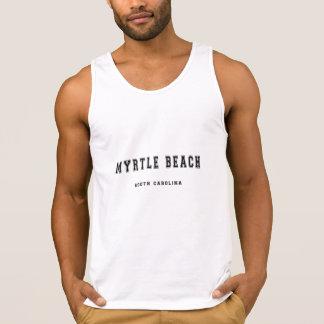 Myrtle Beach Carolina del Sur Camiseta De Tirantes