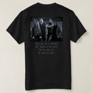 Mysteriarch - abrazo triste de eones camisetas