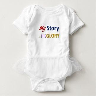 mystoryishisglory body para bebé