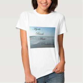 mytle-playa-reservación camiseta