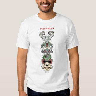 mzo graffiti camisetas
