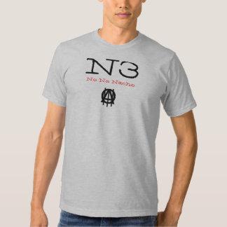 N3, ningún ningún Nacho, A, O, el |, el |, el | - Camisetas