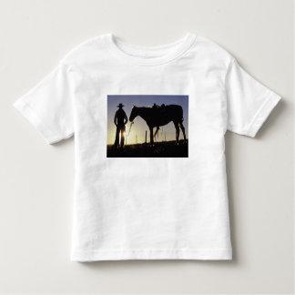 N.A., los E.E.U.U., Oregon, Seneca, rancho de Camiseta De Bebé