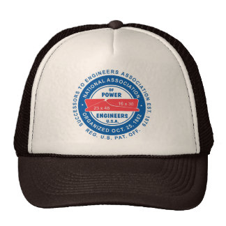 N.A.P.E. Moreno/gorra del camionero de Brown Gorra