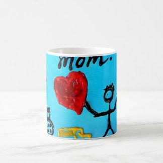n, flor, feliz, diseño, floral, decoración, holi taza de café
