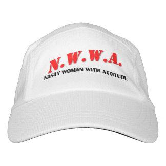 N.W.W.A. - Mujer desagradable con el gorra de la Gorra De Alto Rendimiento