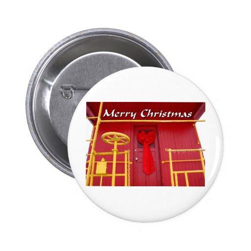 NA138.Merry Christmas.7x5. Pins