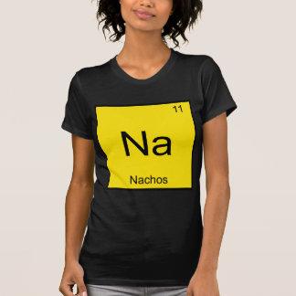 Na - Camiseta divertida del símbolo del elemento