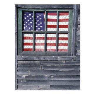 NA, los E.E.U.U., Maine, isla de Georgetown. Postal