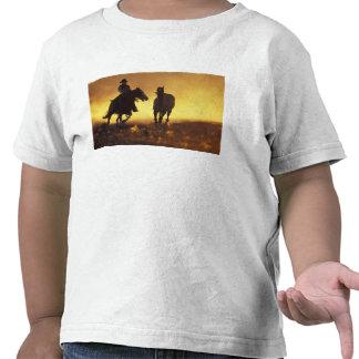 NA, los E.E.U.U., Oregon, Seneca, rancho de Camisetas