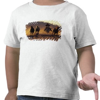 NA, los E.E.U.U., Oregon, Seneca, rancho de Camiseta