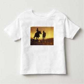 NA, los E.E.U.U., Oregon, Seneca, rancho de Camiseta De Niño