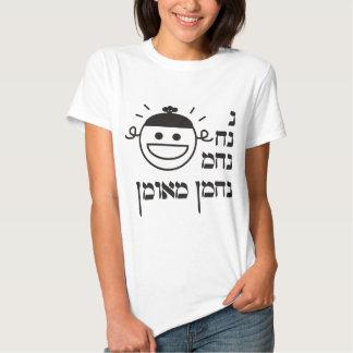 Na Nach Nachma Nachman Meuman de N Camisetas