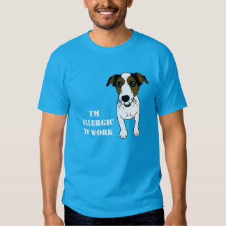 Nacho Jack Russell Terrier Camisas