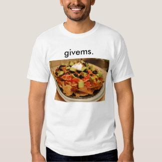 Nachos Camisetas