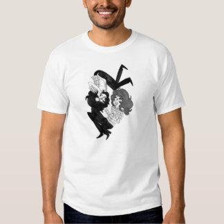 Nachos y dulces camiseta
