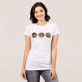 Nacimiento de la camiseta para mujer de Venus