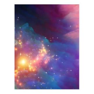 Nacimiento de la estrella postal
