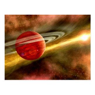 Nacimiento de Saturn Postales