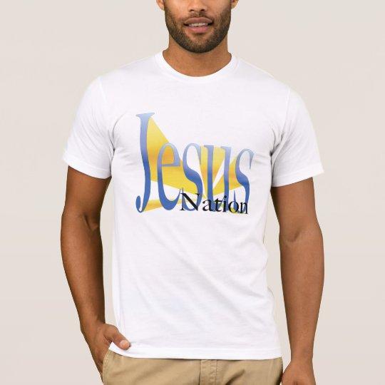 Nación 2 de Jesús - hombres Camiseta