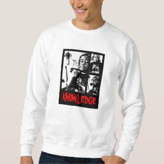 """Nación """"camiseta del Swag del conocimiento """" Sudadera"""