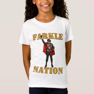 Nación de Farkle Camiseta