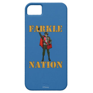 Nación de Farkle Funda Para iPhone SE/5/5s