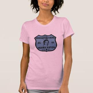 Nación de Obama de la guardería Camiseta