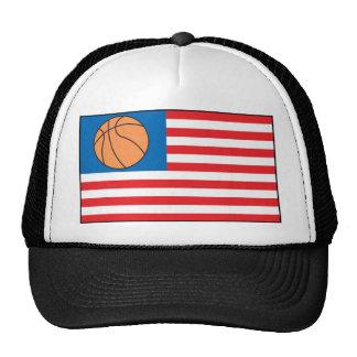 Nación del baloncesto gorras
