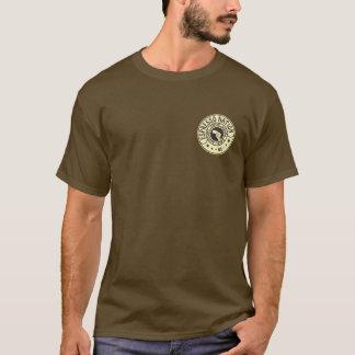 Nación del café express camiseta