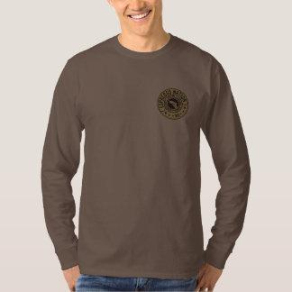 Nación del café express camisetas