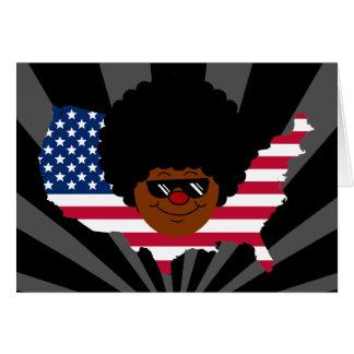 Nación del miedo: Los Estados Unidos del miedo Tarjeton