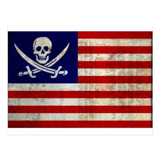 Nación pirata postales