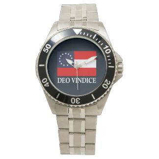Nacional de CSA 1r (Deo Vindice) Relojes De Mano