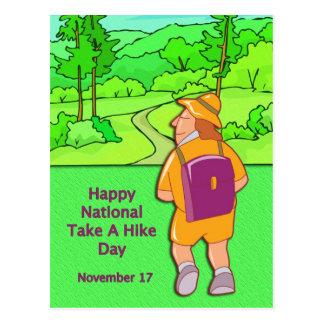 Nacionales felices tardan alza día el 17 de postal