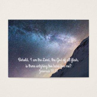 Nada es imposible con la tarjeta de la inspiración